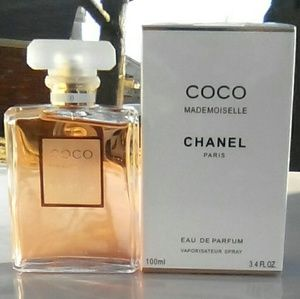 Brand New Chanel Coco Mademoiselle EDP 3.4oz